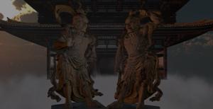 仁和寺VR雲上の国宝展